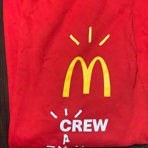 Travis Scott x Mcdonalds Shirt